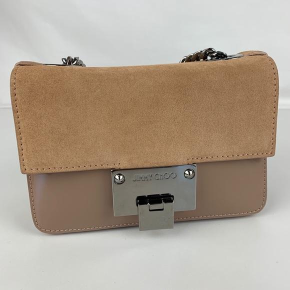 80c04a687d1 Jimmy Choo Handbags - New Jimmy Choo Rebel Soft Mini Italian Cross Body